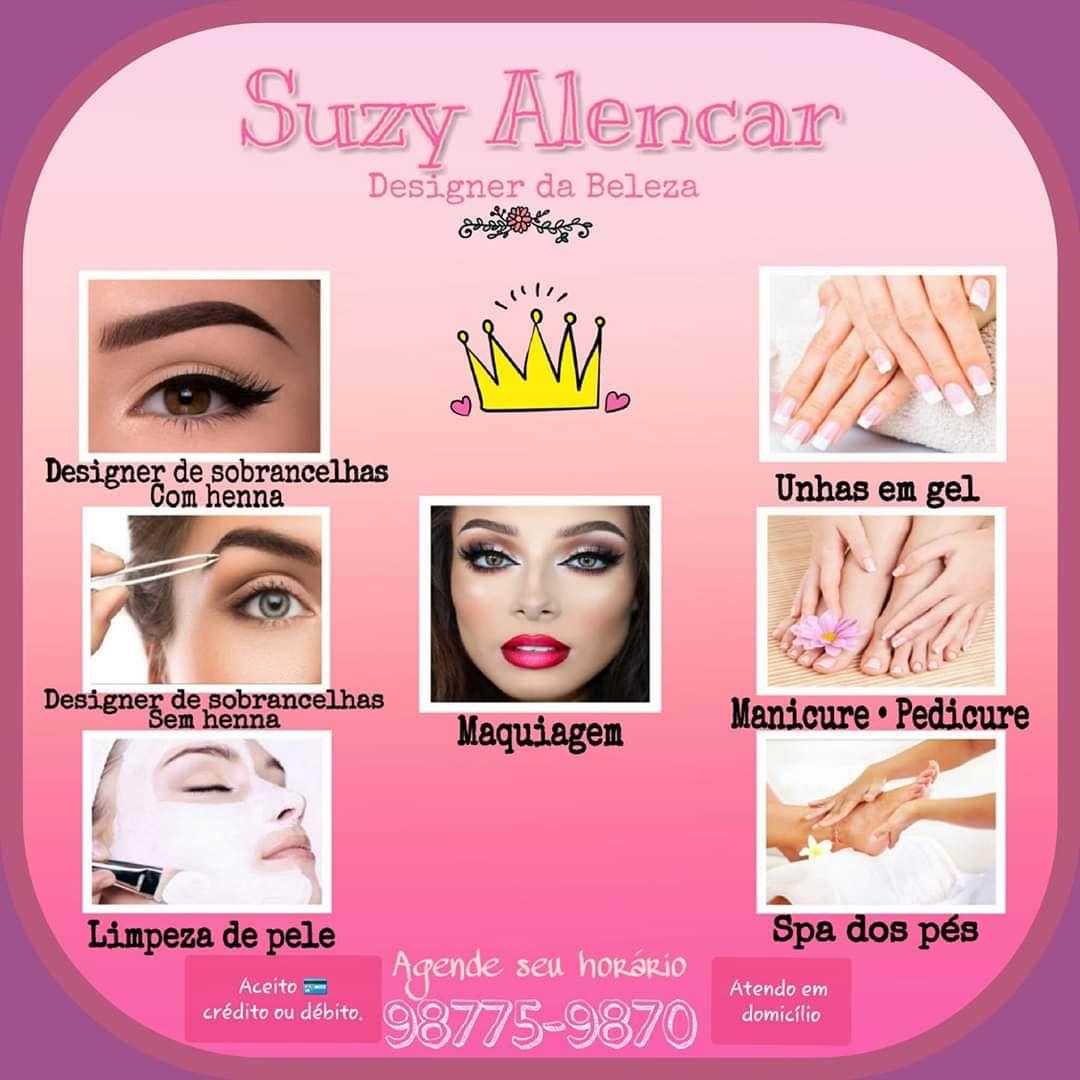 Suzy Alencar Designer da Beleza