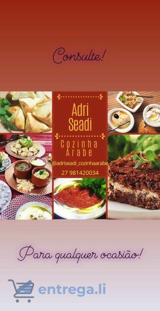 Adri Seadi Cozinha Árabe