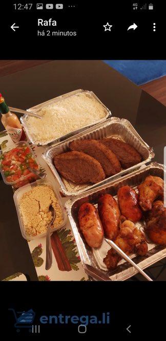 Delivery Carne na brasa