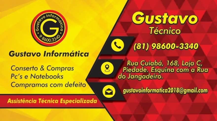 Gustavo Informática