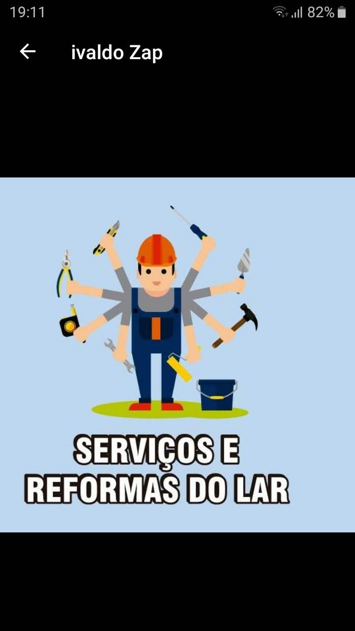 REFORMA DO LAR