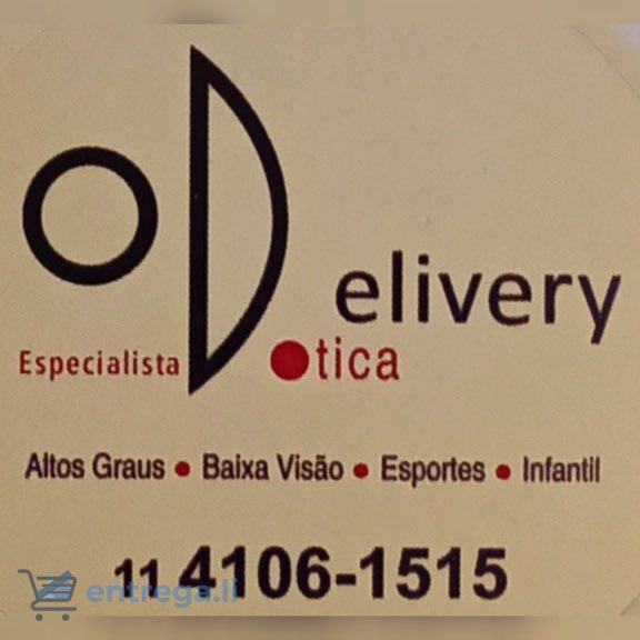 ótica delivery