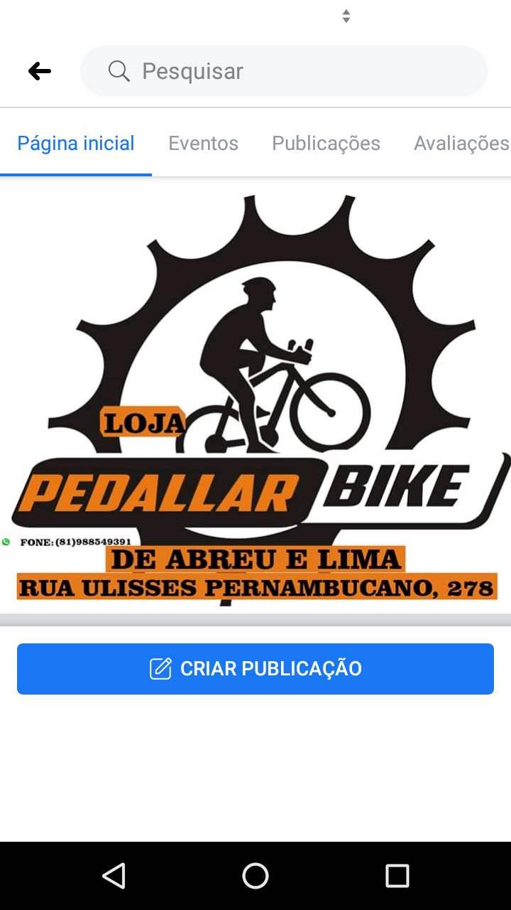 Pedallar Bike