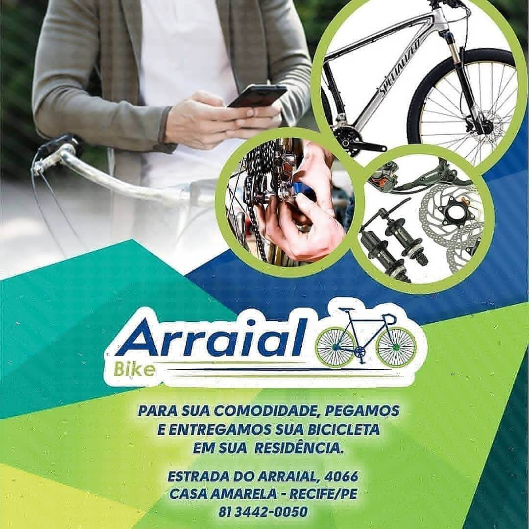 Oficina de bike