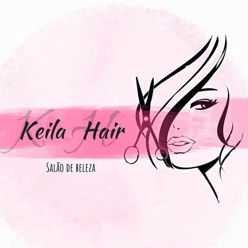 Keila cabeleireira