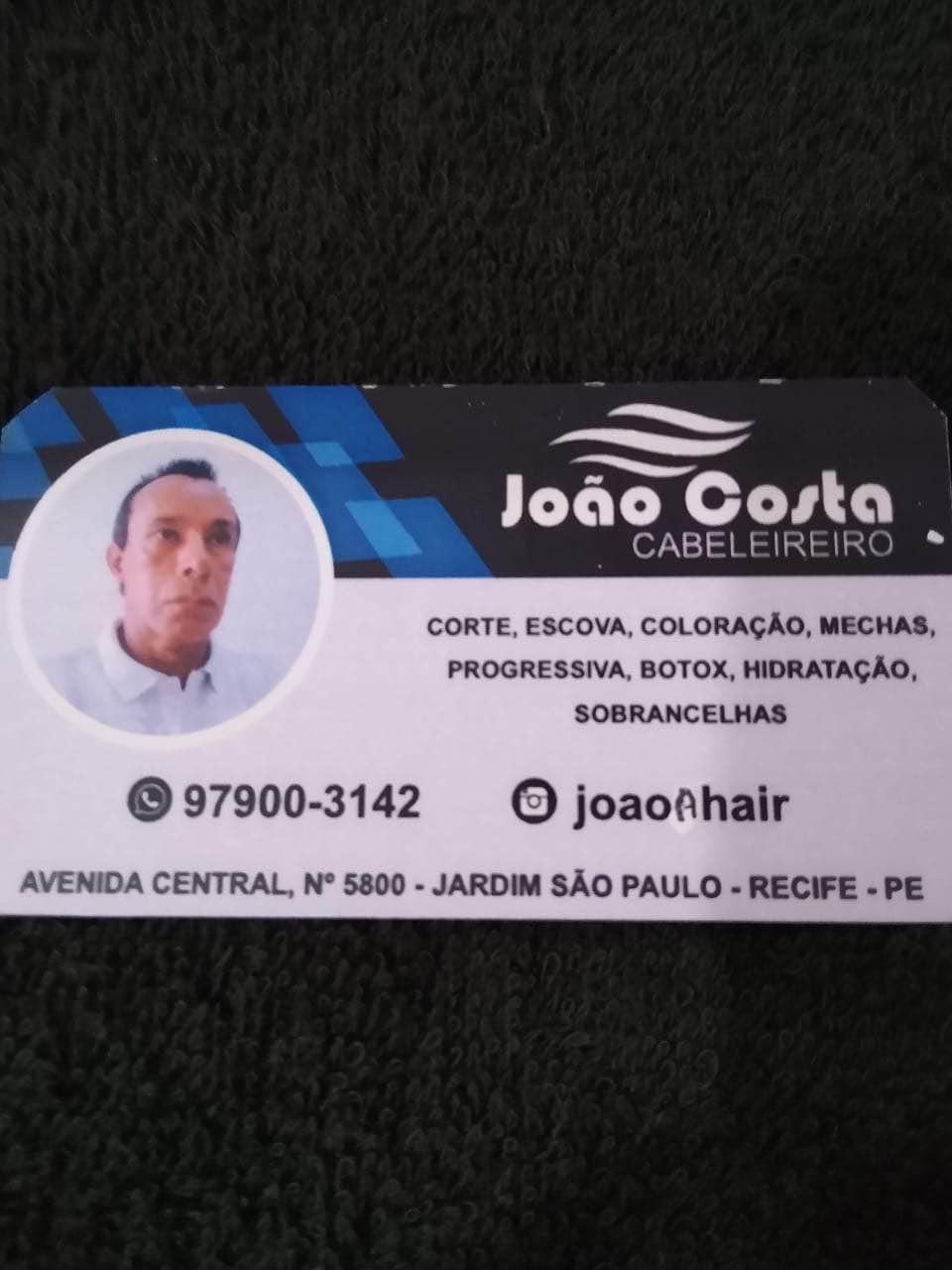João cabelereiro