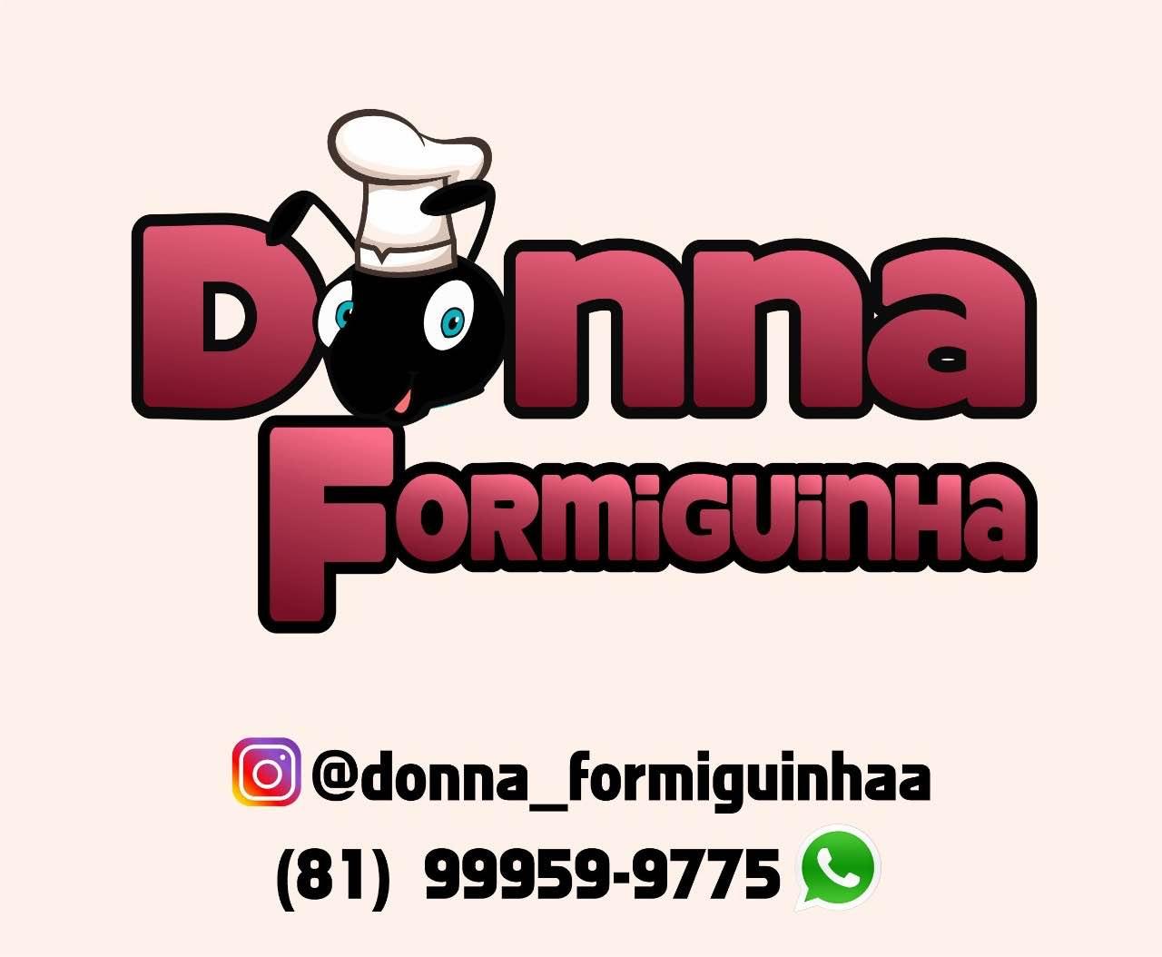 Donna Formiguinhaa