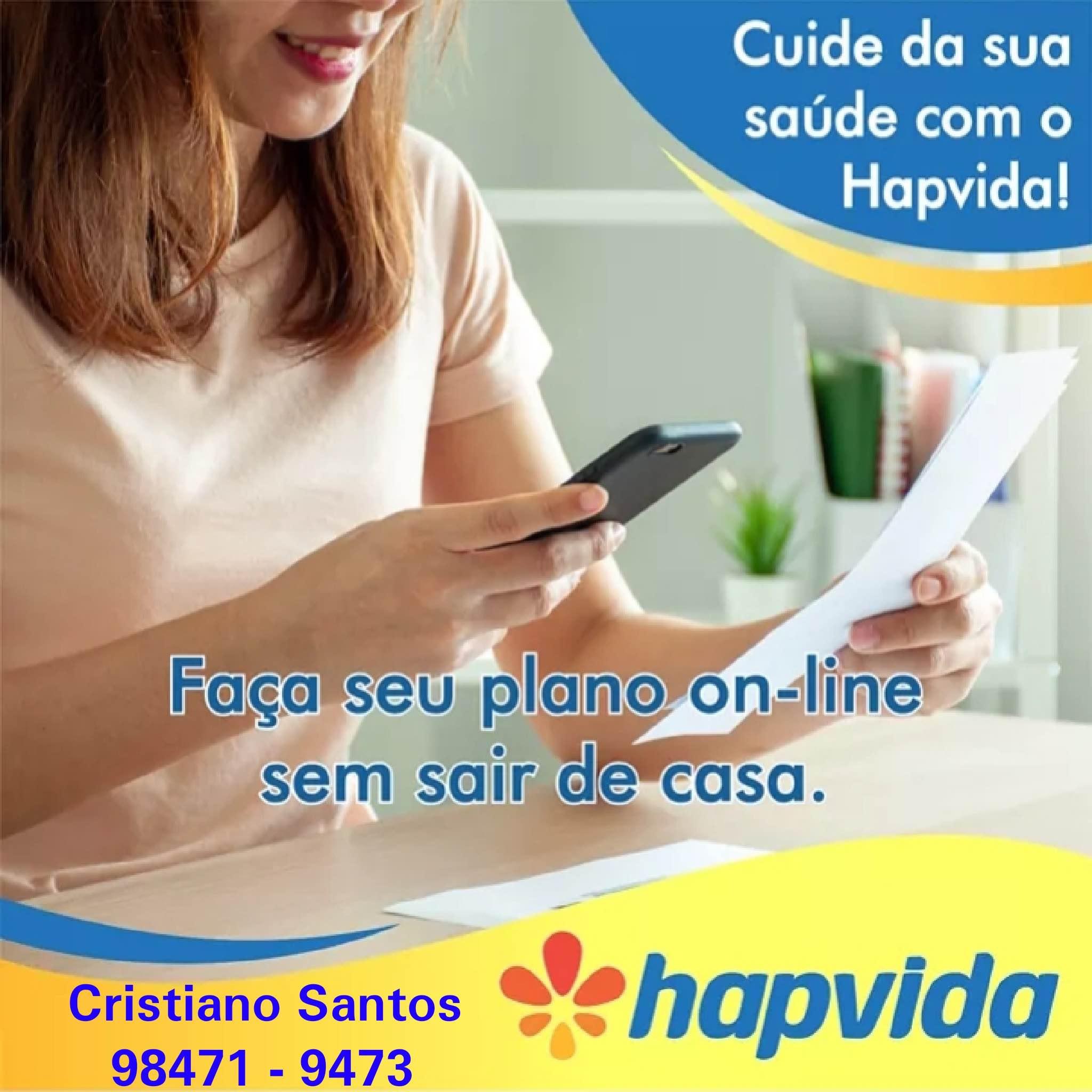 Cristiano Santos consultor de saúde