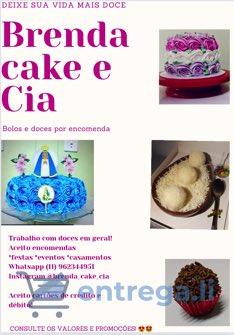 Brenda Cake e Cia
