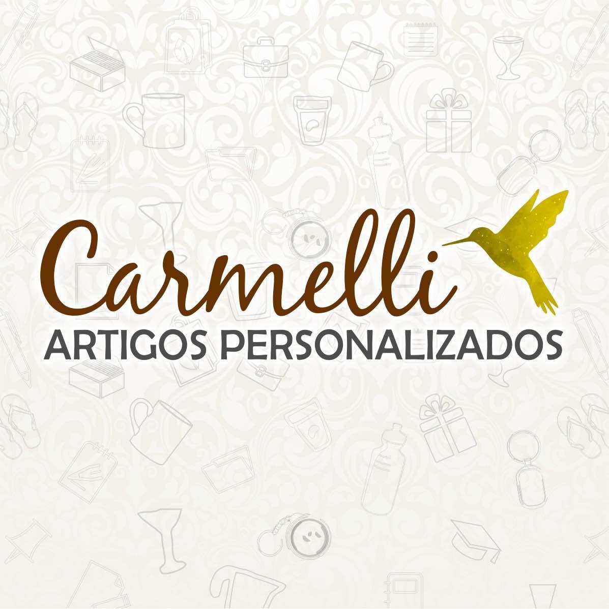 Carmelli artigos personalizados
