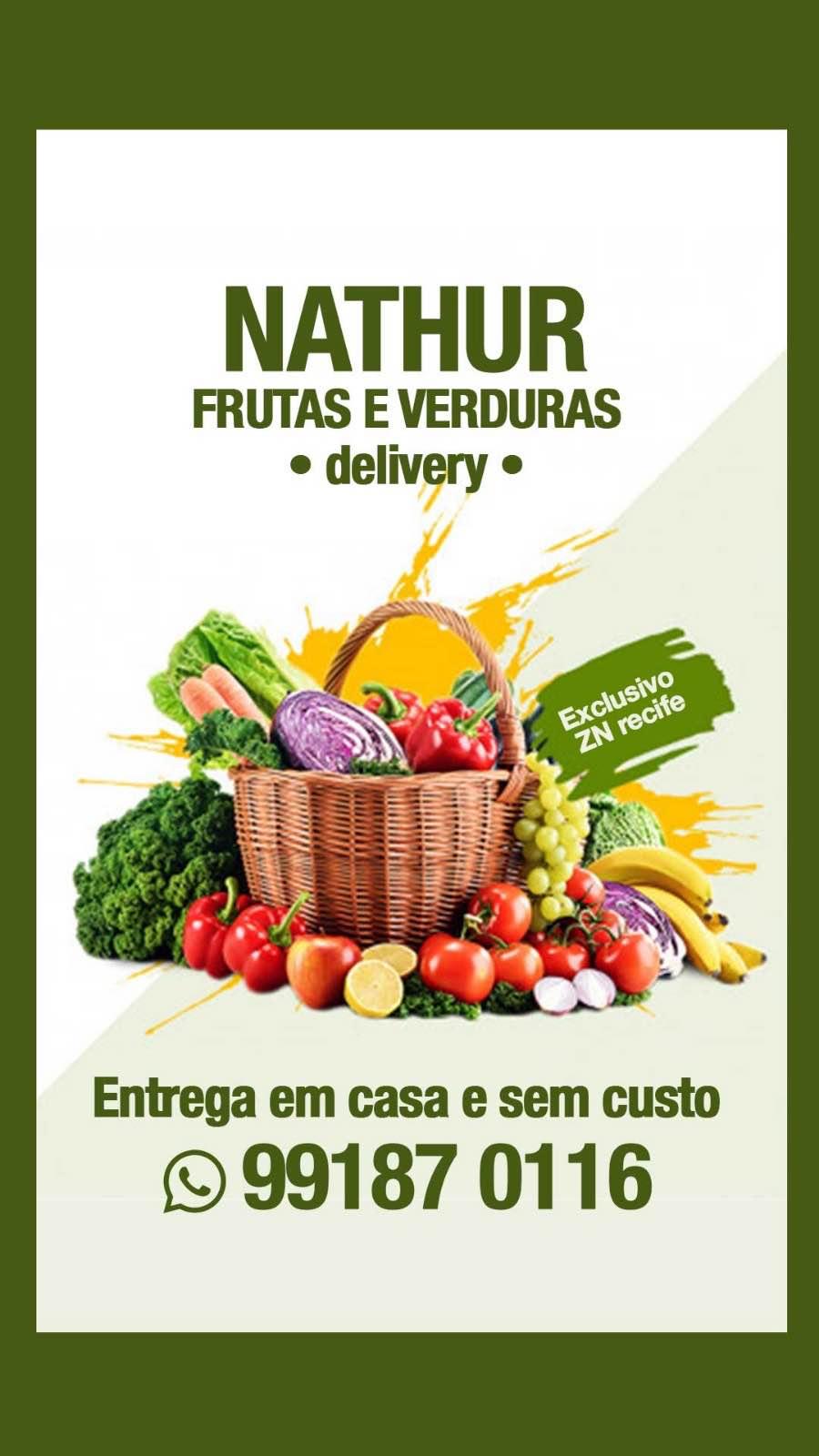 Nathur frutas e verduras