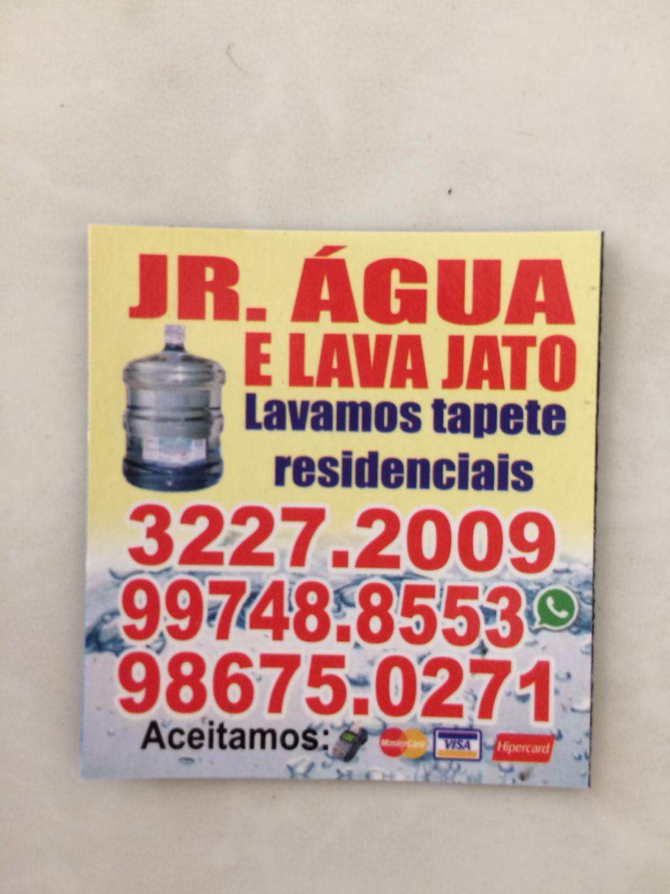 JR Água