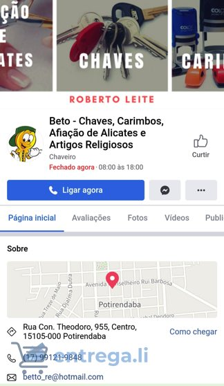 Beto Chaves e Carimbos