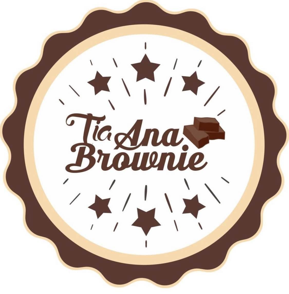 Pague e pegue Brownie da tia Ana