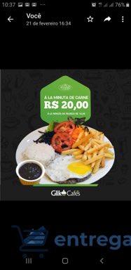 Glikô Cafeteria e Almoços