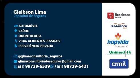 G Lima Consultoria de Seguros