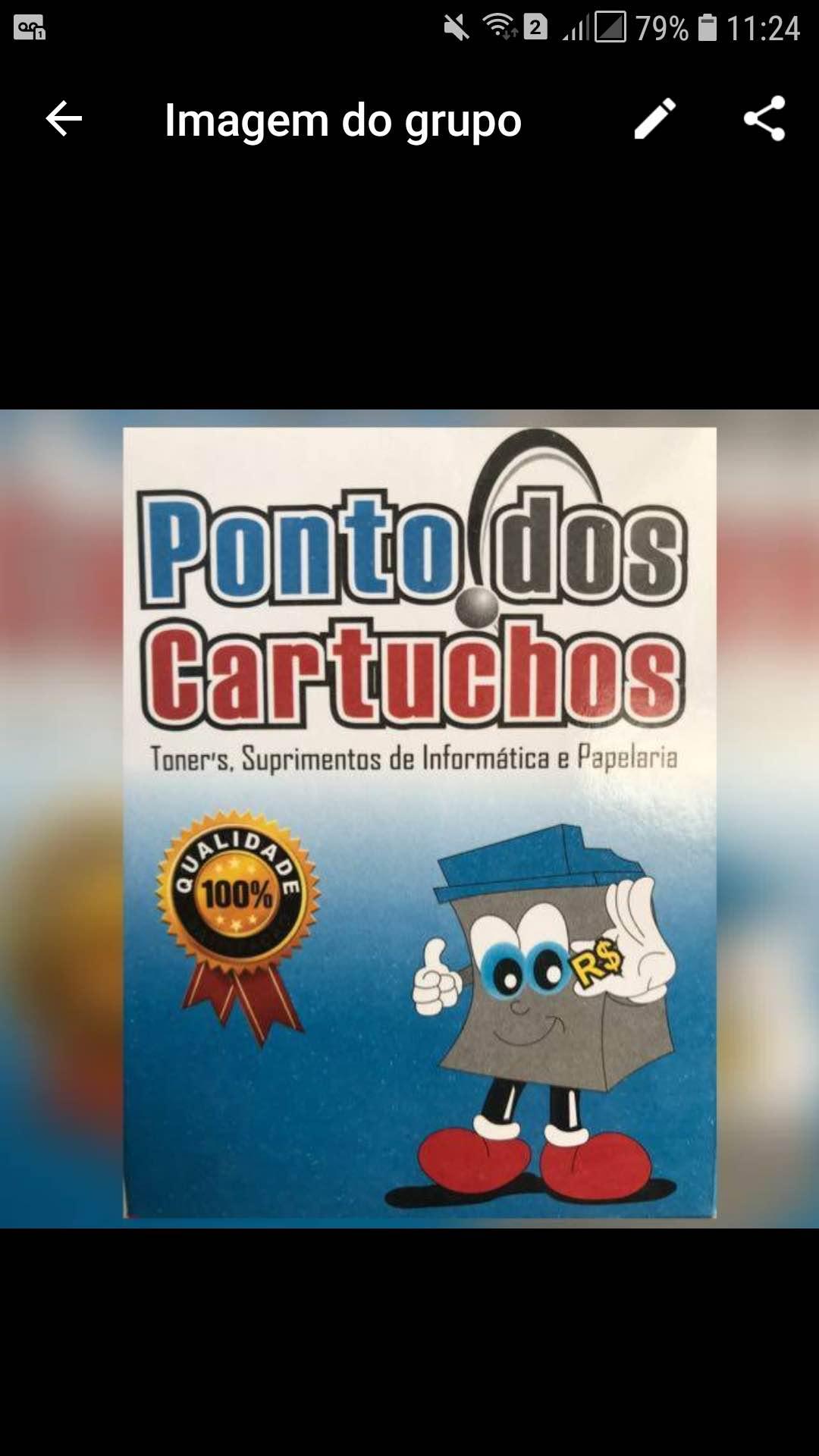 PONTO DOS CARTUCHOS