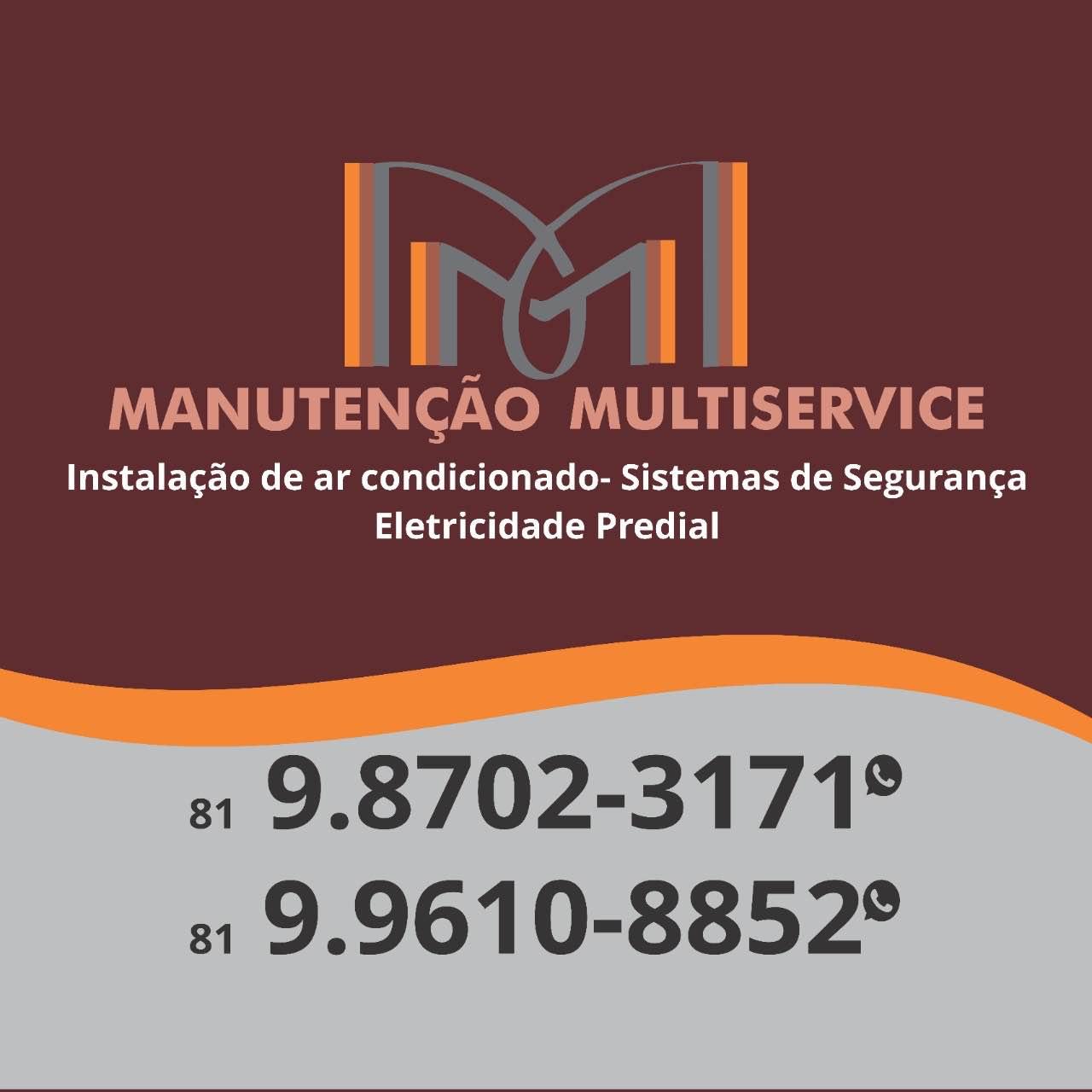 Manutenção Multiservice
