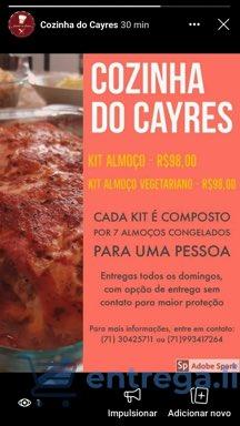 Cozinha do Cayres