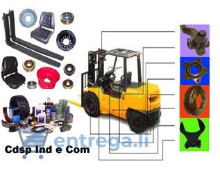 cdsp peças serviços empilhadeiras